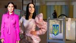 Вибори президента 2019: як українські зірки голосували на дільницях – фото