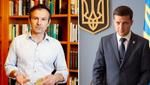Зеленський мав просто відтягнути голоси у Вакарчука, якщо той вирішить балотуватися