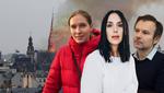 Нотр-Дам здавався вічним: українські зірки прокоментували резонансну пожежу в Парижі