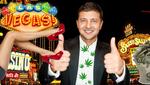 Сделать Лас-Вегас: как Зеленский относится к легализации оружия, марихуаны и проституции