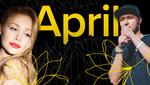 Музичні новинки квітня: 10 пісень та альбомів, які варто почути