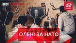 """Вєсті Кремля: Олені вийшли проти Путіна. Будинки російського політика на """"загнівающєм Западє"""""""