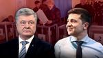 Насколько образованы избиратели Зеленского и Порошенко