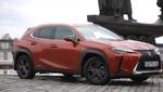Тест-драйв Lexus UX 250h: емоційний драйв
