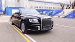 Придворний автовиробник Путіна представив кабріолет Aurus(фото, відео)