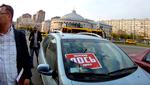 Нарушители парковки в Киеве не хотят пользоваться бесплатным паркингом: видео