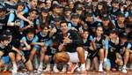 Джокович и Бертенс выиграли теннисный турнир в Мадриде