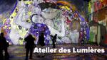 """Шлюб мистецтва і технологій: чому обов'язково треба відвідати """"Майстерню світла"""" у Парижі"""