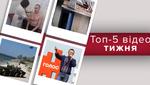 Разрушительный смерч на Житомирщине и ужасные последствия голодания Сенцова – топ-5 видео недели