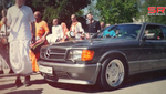 Відеотест легенди з 80-их: купе Mercedes-Benz C126