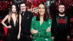 Голос Дети 5 сезон 1 выпуск онлайн: какие талантливые участники первыми пополнили команды судей