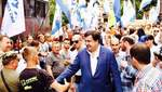 """Партія Саакашвілі """"Рух нових сил"""" братиме участь у виборах до парламенту"""