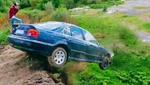 BMW 5 серии на еврономерах сбросили в пропасть: шокирующее видео