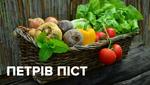 Петров пост 2019: календарь питания на каждый день