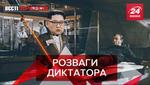 Вєсті Кремля: Як Кім Чен Ин годує піраній. Путін переосмислює долар