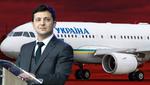 На чем летает Владимир Зеленский: фото президентского флота