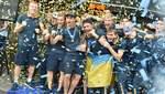 Футболістам збірної України U-20 присвоїли високе спортивне звання