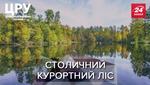 Самая дорогая земля в Украине: кому раздают участки в Пуще-Водице