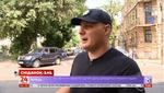 В Киеве родители оставили малыша в машине на солнце: еле спасли