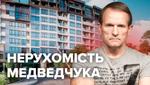 Елітні будинки Медведчука: скільки прихованих маєтків та компаній має кум Путіна