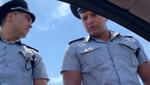 Хамское поведение полицейских на дороге в Запорожской области: видео