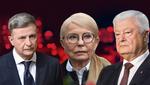Сивочолий Вакарчук і зморшкуватий Зеленський: якими політики будуть у старості – фотоприпущення