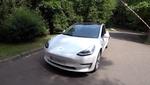Можно ли на Tesla Model 3 доехать из Киева до Одессы на одном заряде: видео