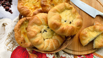 Рецепт ватрушок з сиром – покроковий рецепт