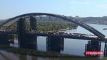 Кличко поділився радісною звісткою про роботи на Подільсько-Воскресенському мосту в Києві (відео)