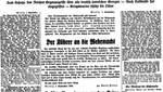 Світові газети вийдуть з обкладинками 1939 року до річниці початку війни
