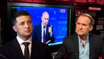 Зеленський vs Медведчук: як зупинити вплив кума Путіна на інформпростір України