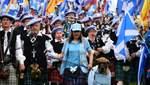 Шотландия требует независимости: фото и видео масштабного митинга