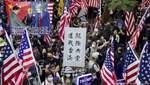 Підтримка протестувальників у Гонконгу: Китай відповів США санкціями