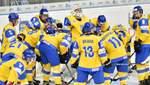Молодіжна збірна команда України ефектно перемогла Польщу на Чемпіонаті світу з хокею