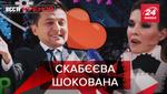 Вєсті Кремля. Слівкі: Зеленська VS Скабєєва. Путіну допомогли в туалеті