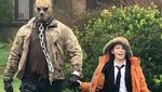 """Мальчика из школы забрал Джейсон из фильма ужасов """"Пятница, 13-е"""": жуткое видео"""