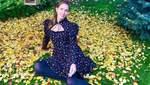 У синьому вбранні: Катя Осадча влаштувала прогулянку з сином – зворушливі фото