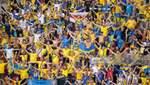 У стилі ісландців: українські гравці емоційно подякували вболівальникам після перемоги – відео