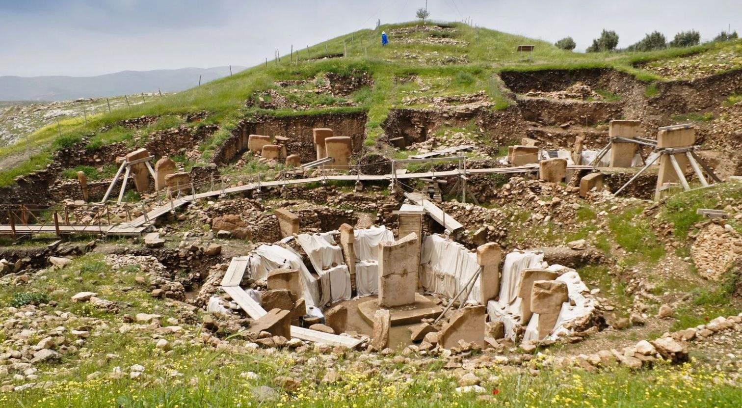 Кругові структури Гобеклі Тепе змінили погляд археологів на початки цивілізації