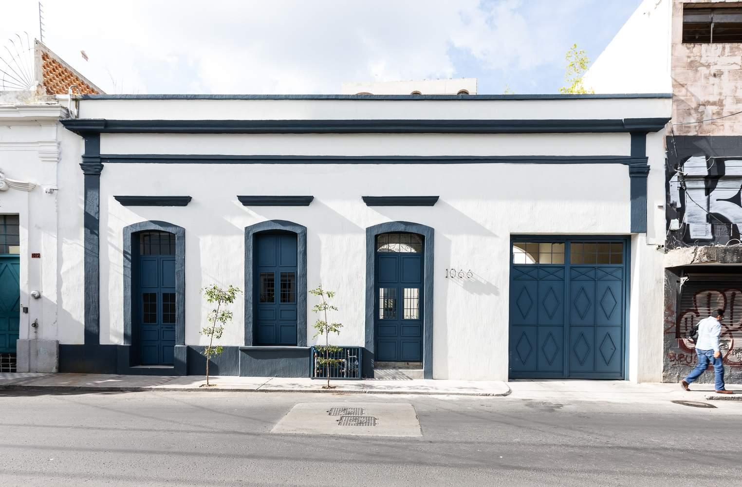 Середзеноморський стиль будівлі / Фото Archdaily