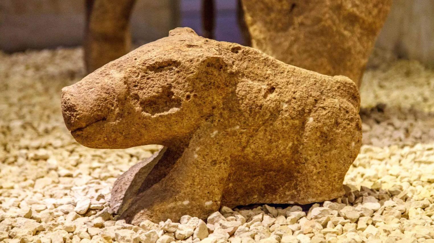 Фігруи з вапняка, яким понад 11 тисяч років
