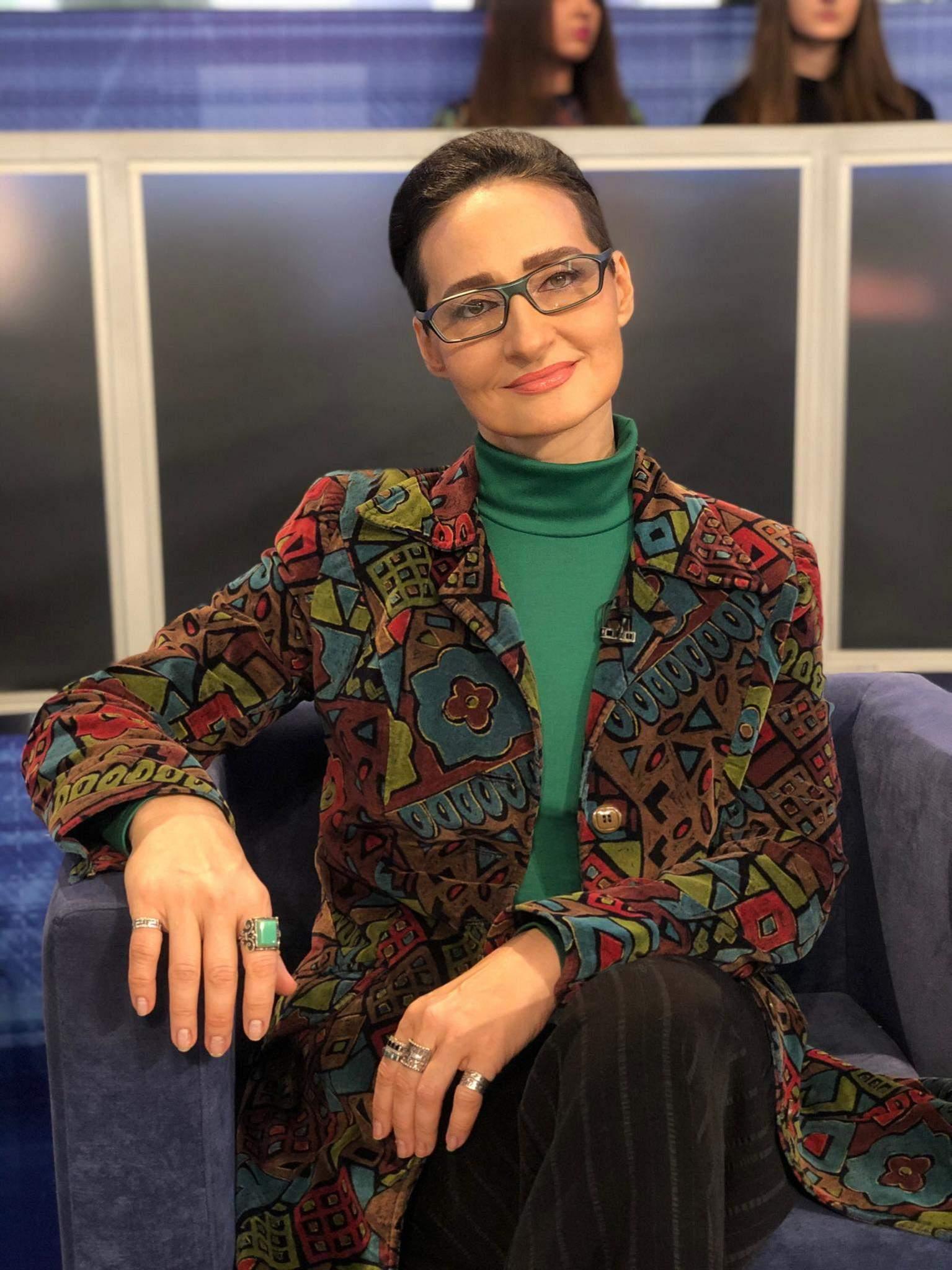 Наталія Бугайова, психологиня