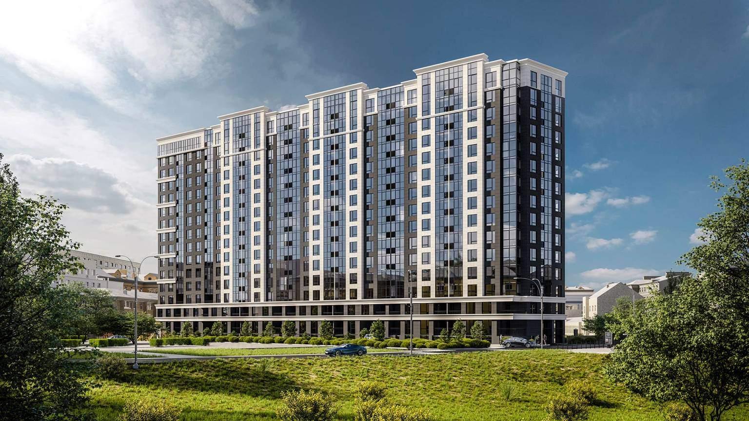 3- та 4-кімнатні квартири у Києві