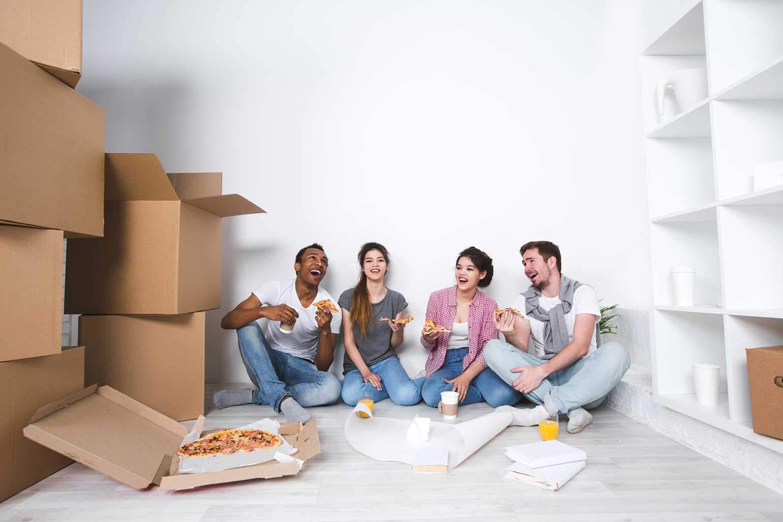 Переїзд в інше помешкання: як уникнути стресів