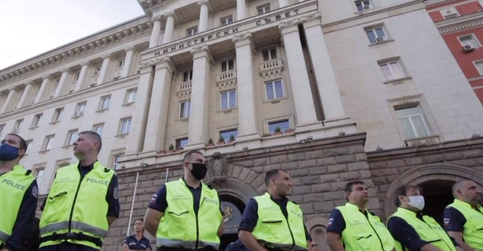 болгарія протести
