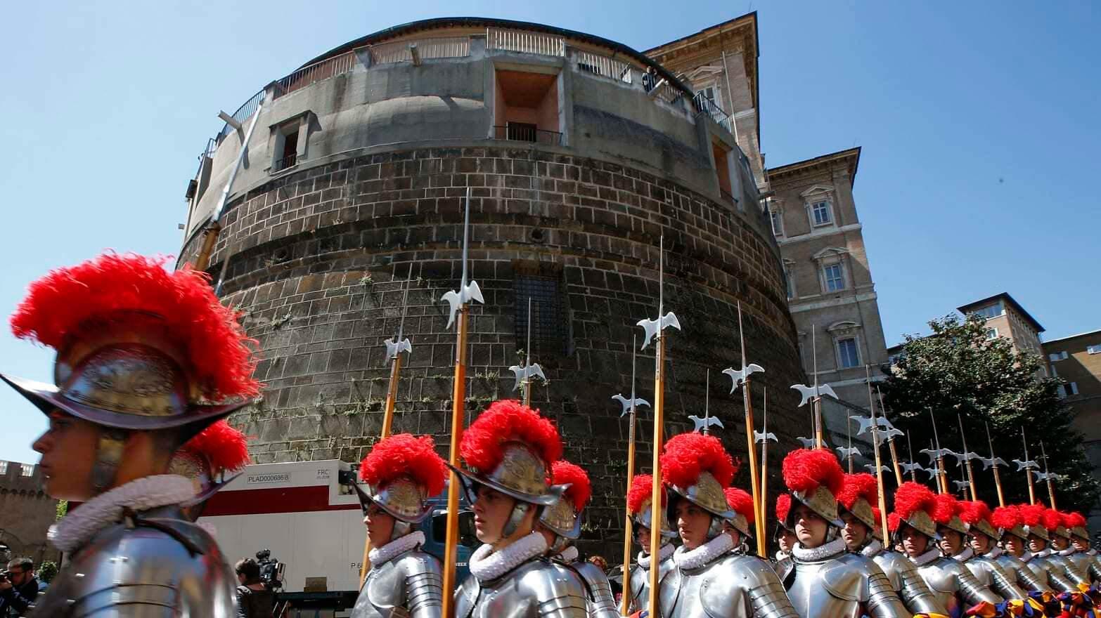 банк Ватикана