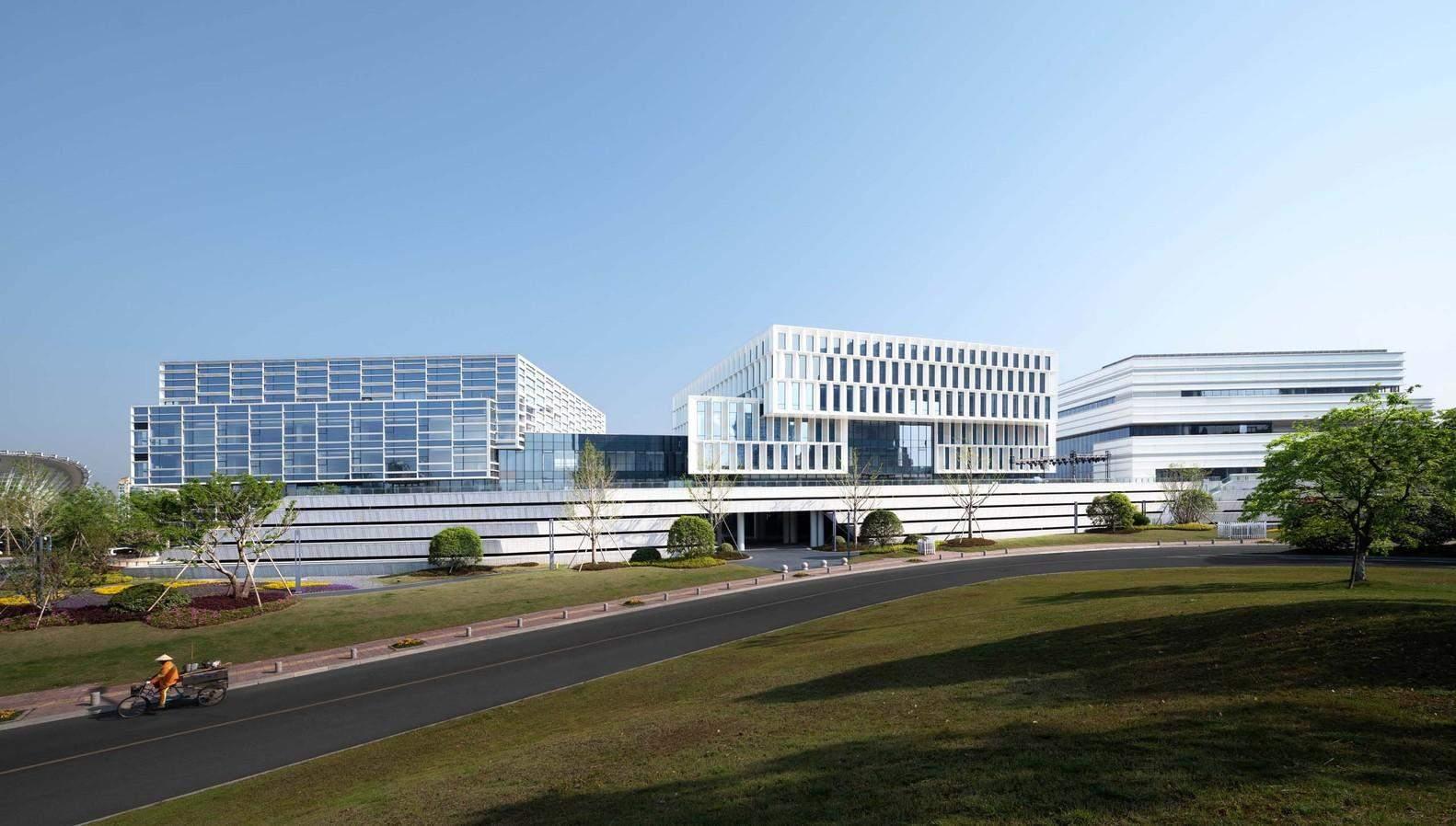 Зовнішній вигляд будівлі / Фото Аrchdaily