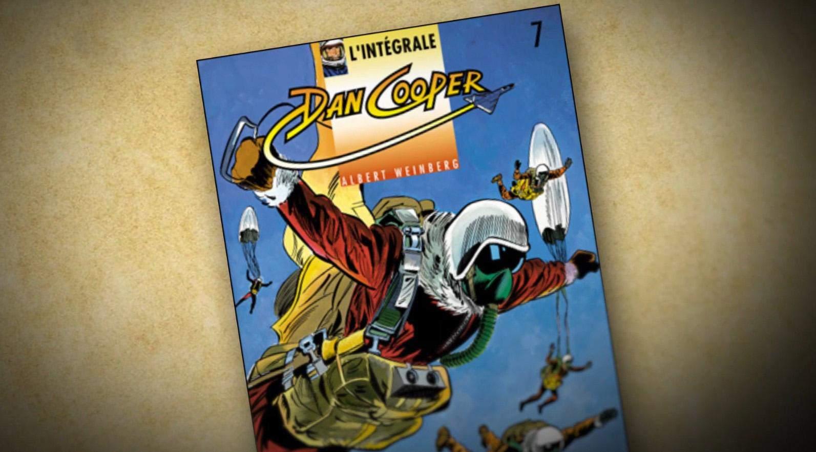 Комікси про Купера