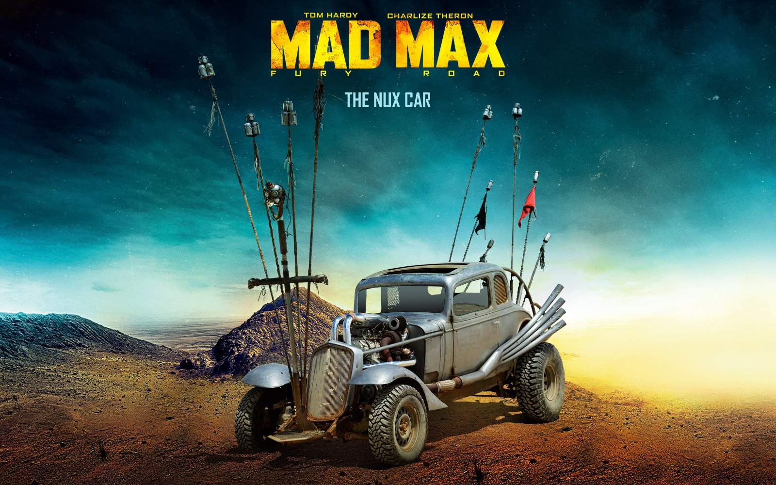 The Nux Car