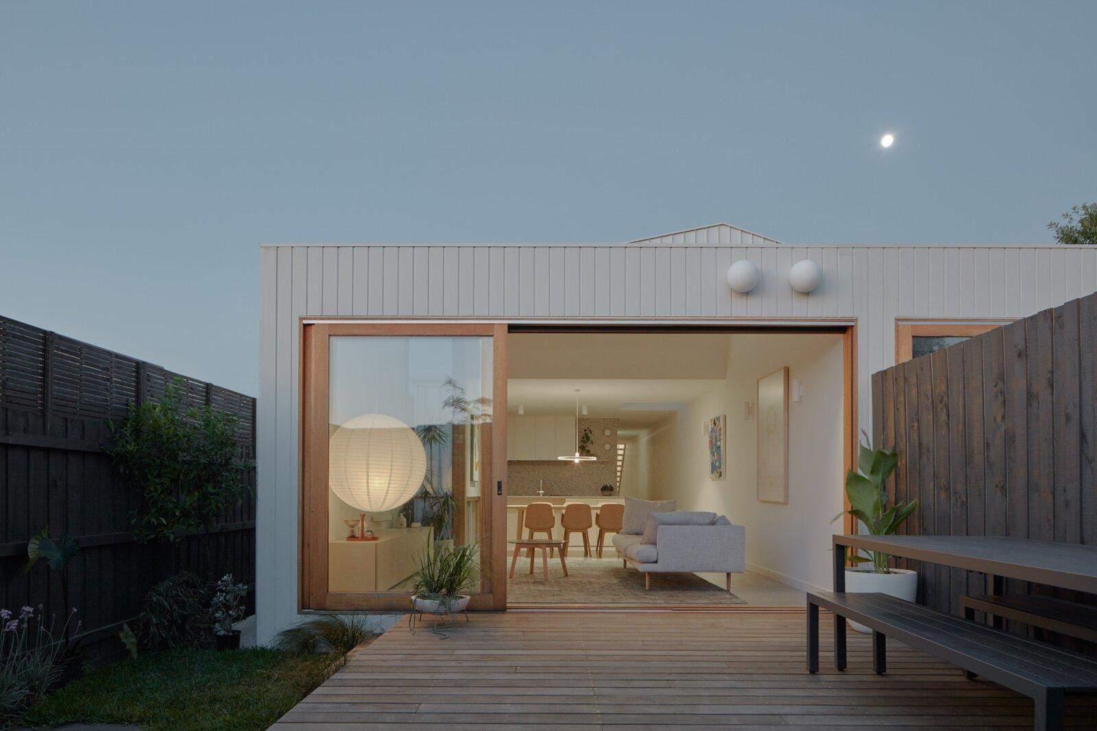 Спокійний та витриманий стиль будинку  / Фото Dwell